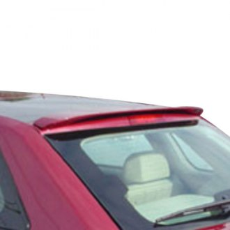Pure® - Factory Style Fiberglass Top Mount Rear Roof Spoiler