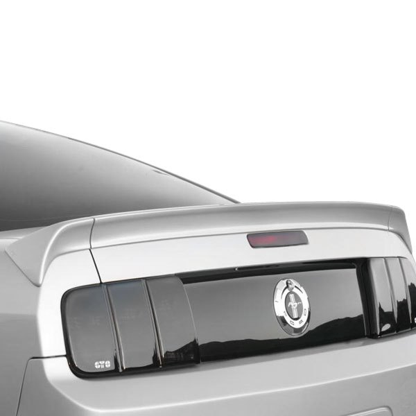 Pure® - 3 Piece Custom Style Fiberglass Flush Mount Rear Lip Spoiler