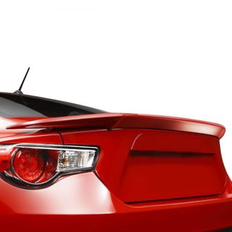 Pure® - Factory Style Fiberglass Rear Lip Spoiler