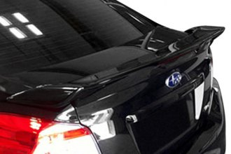Pure® - Custom Style Flush Mount Rear Spoiler
