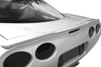Pure® FG-606 - Custom Style Rear Lip Spoiler (Painted)