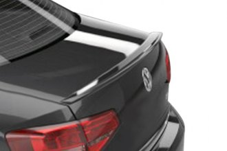 Pure® - Factory Style Rear Lip Spoiler (Unpainted)