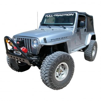 PureJeep® - Front Tube Fenders