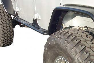 PureJeep® - Rear Tube Fenders