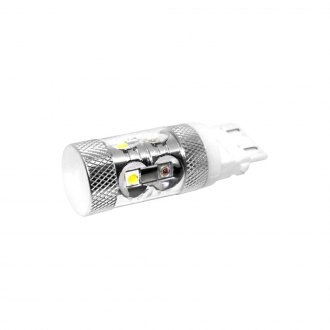 Putco® - Plasma SwitchBack LED Bulbs (3157, White/Amber)
