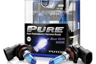 Putco® 230001BLU - Halogen Bulbs (H16, 6000K)