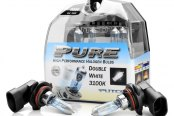 Putco® - Pure Halogen Replacement Bulbs, Double White (3,100K)
