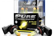 Putco® - Pure Halogen Replacement Bulbs, Jet Yellow (3,000K)