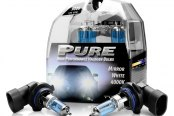 Putco® - Pure Halogen Replacement Bulbs, Mirror White (4,000K)