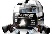Putco® - Pure Halogen Replacement Bulbs, Night White (3,200K)
