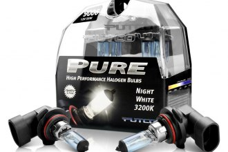 Putco® 230003NW - Halogen Bulbs (H3, 3200K)