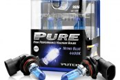 Putco® - Pure Halogen Replacement Bulbs, Nitro Blue (4,400K)