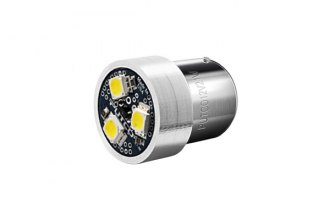 Putco® 281561A - Neutron LED Bulbs (1156, Amber)