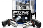 Image may not reflect your exact vehicle! Putco® - Optic 360 High Power LED Bulbs