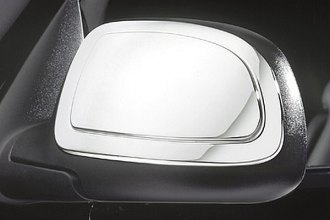 Putco® 400008 - Chrome Mirror Covers