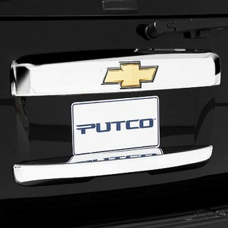 Putco® - Chrome Rear Hatch Handle Covers
