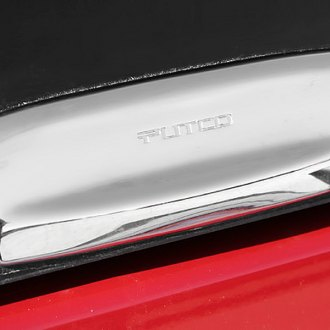 Putco® - Chrome Window Hatch Handle Cover