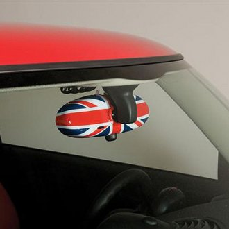 Putco® - Union Jack Rearview Mirror Cover