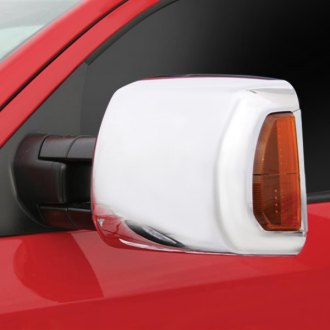 Putco® - Chrome Towing Mirror Covers