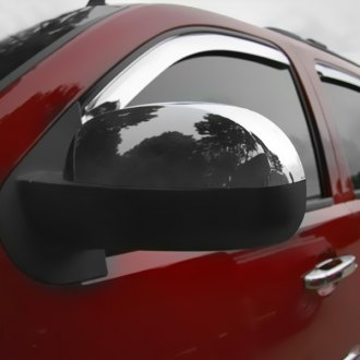 Putco® - Chrome Replacement Mirror Covers