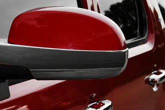 Putco® 400131 - Chrome Mirror Covers
