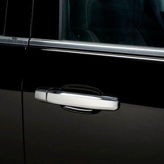 2017 Chevy Silverado Chrome Door Handles - CARiD.com