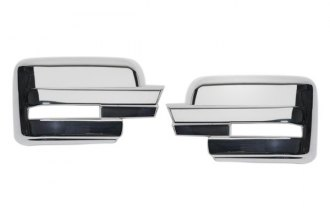 Putco® 400502 - Chrome Mirror Covers