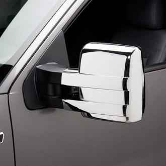 Putco Chrome Towing Mirror Covers