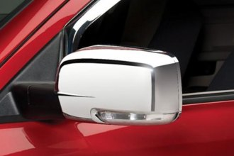 Putco® 400539 - Chrome Mirror Covers