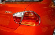 PUTCO� - Chrome Tail Light Bezels