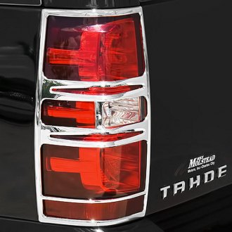 Putco Chrome Tail Light Bezels