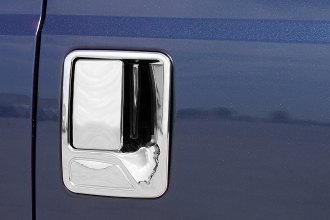 Putco® - Chrome Door Handle Covers