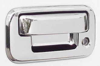 Putco® 401016 - Chrome Tailgate Handle Cover