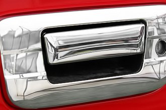 Putco® 401090 - Chrome Tailgate Handle Cover