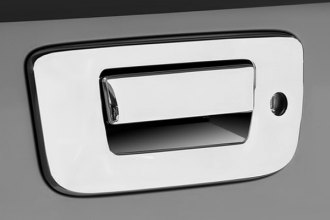Putco® - Deluxe Chrome Tailgate Handle Cover