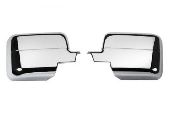 Putco® 401113 - Chrome Mirror Covers