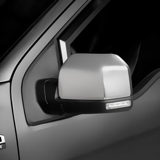 Putco® - Replacement Chrome Mirror Covers