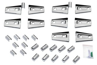 Putco® - Chrome Hinge Covers