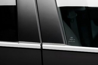 Putco® - Chrome Window Trim Accents