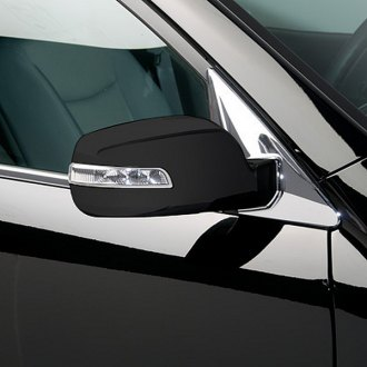 Putco® - Chrome Mirror Bracket Moldings Covers