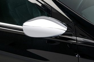 Putco® - Chrome Mirror Covers w/o LED Opening