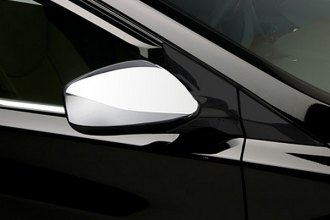 Putco® 401773 - Chrome Mirror Covers w/o LED Opening