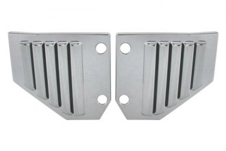 Putco® - Chrome Hood Side Vents