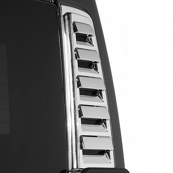 Putco® - Chrome Tail Light Vents