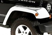 Putco® - Chrome Fender Flares