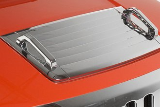 Putco® - Chrome Hood Deck Vent