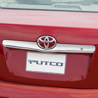 Putco® - Chrome Trunk Handle Cover