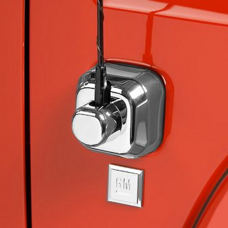 Putco® - Chrome Antenna Base Cover