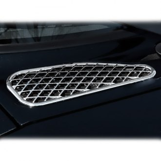Putco® - Chrome Front Hood Vents