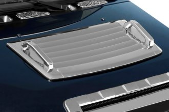 Putco® - Chrome Front Hood Deck